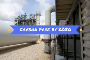 Carbon Free by 2030
