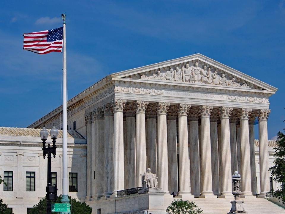 US Supreme Court refused to continue construction on the Keystone XL Pipeline